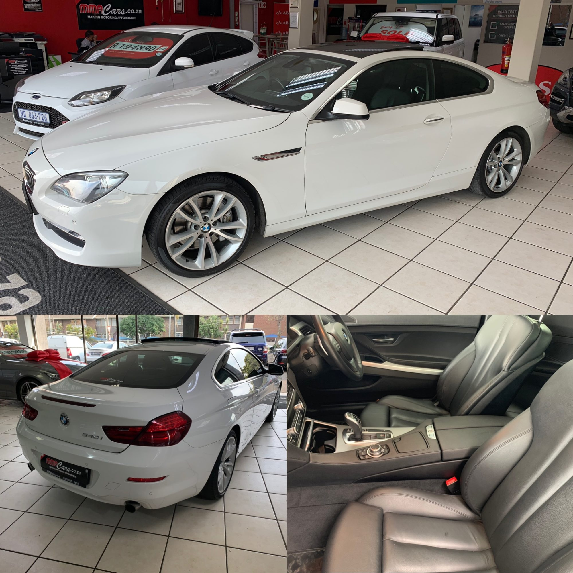 Panoramic Roof Cars >> 2012 Bmw 640i Coupe With Panoramic Roof